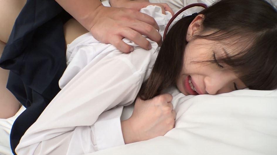 【※援○】ガチの無許可中出しで涙を流した制服JKをご覧ください。。(動画あり)・46枚目