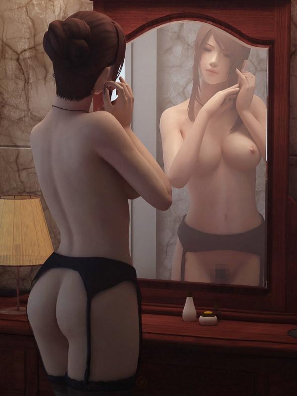 3Dエロアニメと二次元画像、どっちがエロい決めるスレ。これは名勝負だわwwwwwww(316枚)・51枚目