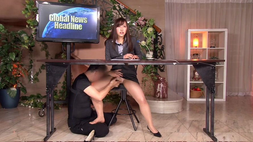 女子アナまんさん、本番中にとんでもない行為をしてしまう・・・大事故やろwwwww(画像あり)・16枚目