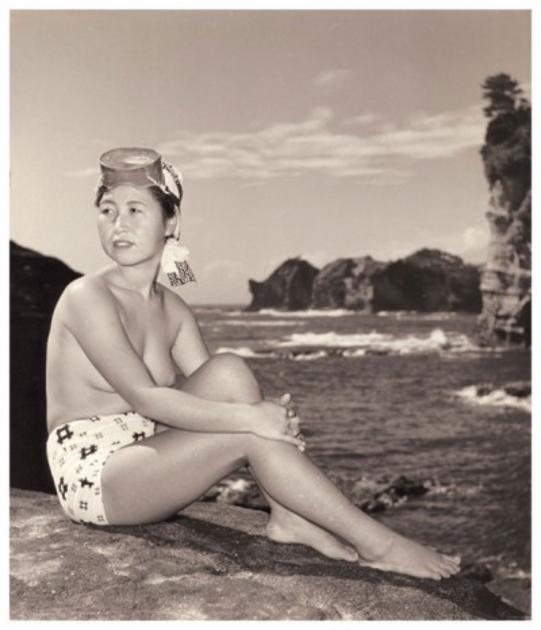 【歴史】昔の海女さん、ガチでこんな格好で仕事してたんか??(画像あり)・18枚目