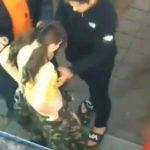 【悲報】ハロウィン一色の渋谷で女性が襲われてる瞬間が撮影される・・・