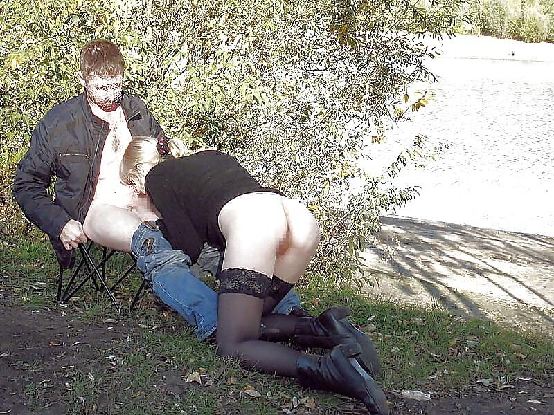 性処理として働く女さん、街中でもお構いなしにお仕事しちゃう。。(画像あり)・24枚目