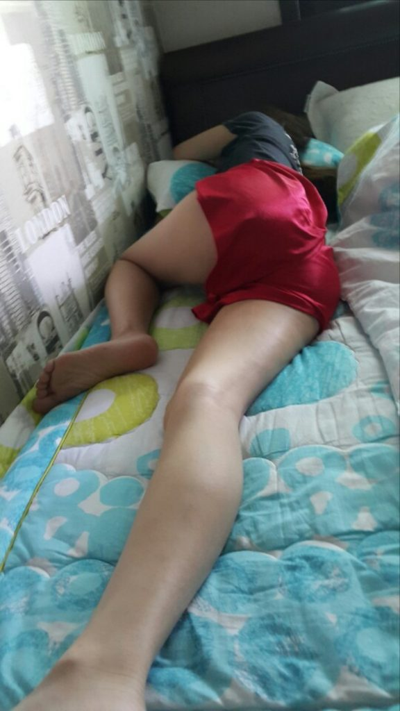 【韓国素人】家庭内を夫に盗撮された「韓国美女」がSNSで晒されるwwww・1枚目