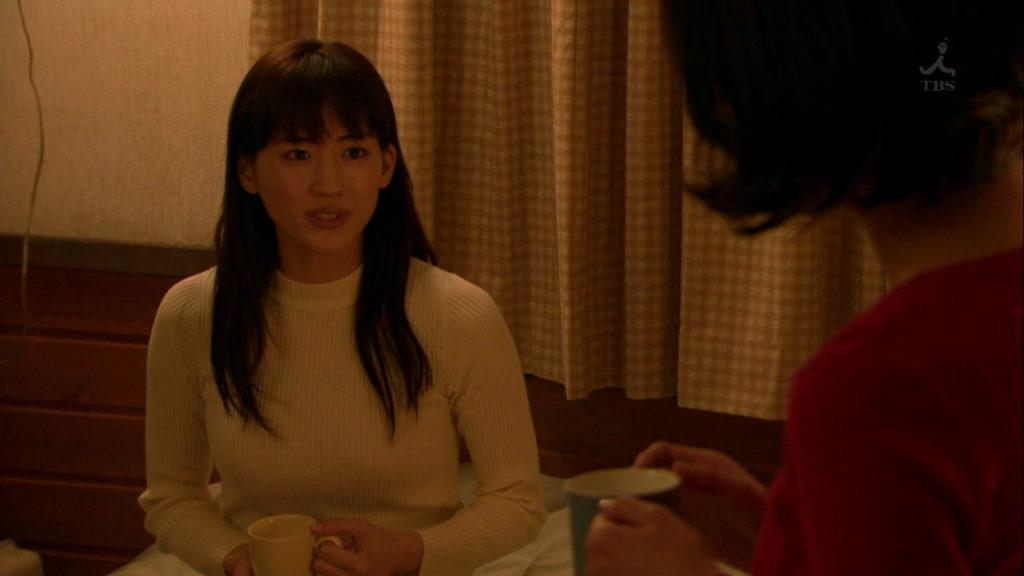 【綾瀬はるか】おっぱいでオファーされる女優さん、シーンが物語るwwwww(137枚)・124枚目