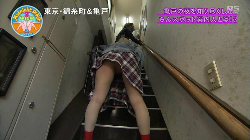"""【パンチラ】TVなのに""""パンツ""""丸見えになった女さん一覧がこちらwwwwww(65枚)・13枚目"""
