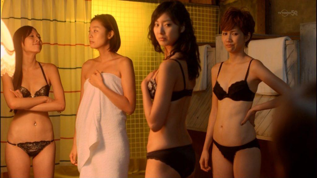 【TVキャプ】地上波なのに下着姿をモロ放送された女性たちをご覧くださいwwwww(28枚)・18枚目