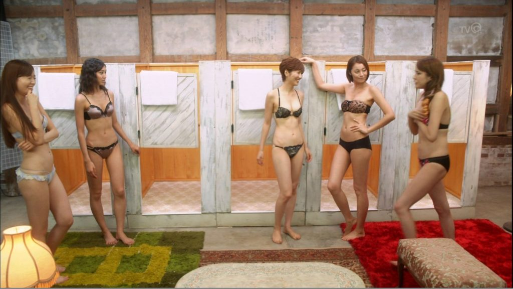 【TVキャプ】地上波なのに下着姿をモロ放送された女性たちをご覧くださいwwwww(28枚)・19枚目