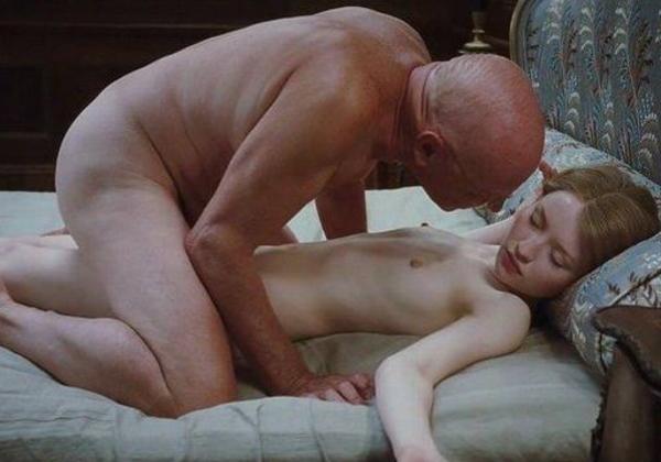 【セックス画像】ドン引きする年の差男女のセックス風景。ちょっとヤバいわ・・・(画像あり)
