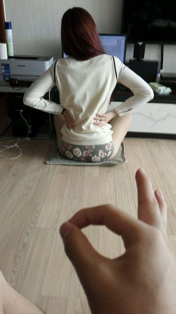 【韓国素人】家庭内を夫に盗撮された「韓国美女」がSNSで晒されるwwww・32枚目