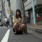 """【野外露出】外で""""全裸""""になってるビッチ女さんの個人撮影wwwwwwww(エロ画像)"""