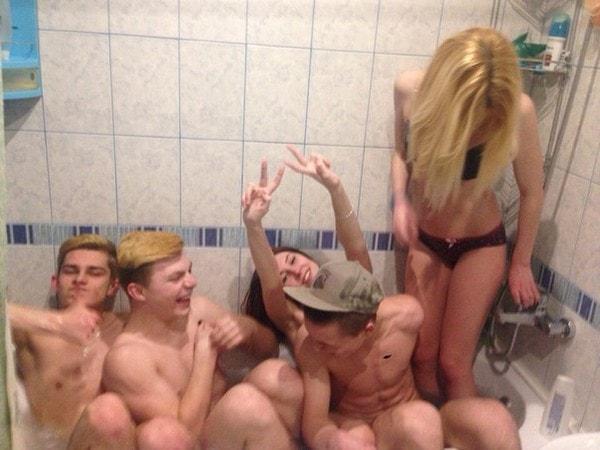 【※乱交】ロシアの10代の男女が乱交パティー。。世界が激震・・・・(画像あり)・21枚目