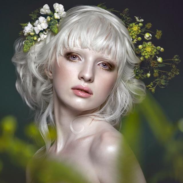 """""""アルビノ""""な美女のヌード写真集。ガチで全部が真っ白wwwwwww(23枚)・22枚目"""