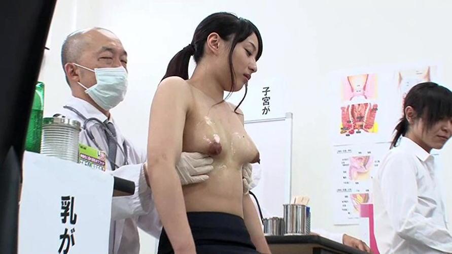 【エロ画像】女の子たちの身体測定を撮影するっていう鬼畜な行為をしたヤツwwwwww・12枚目