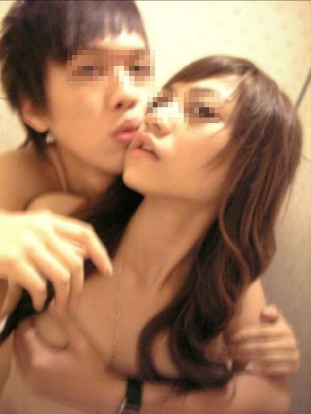 【流出画像】中国のバカップル撮影したエロ画像を晒してしまうwwwwwww(33枚)・17枚目
