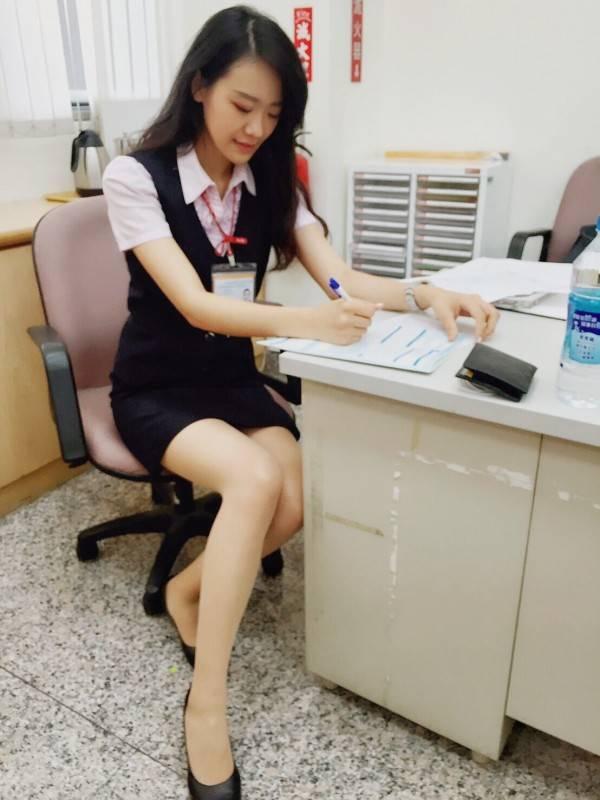 【OLエロ】台湾の働く女の子がエチエチすぎると話題に。整形感が半端ないwwwww・18枚目