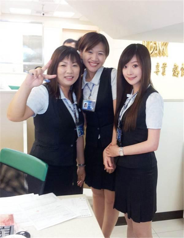【OLエロ】台湾の働く女の子がエチエチすぎると話題に。整形感が半端ないwwwww・6枚目