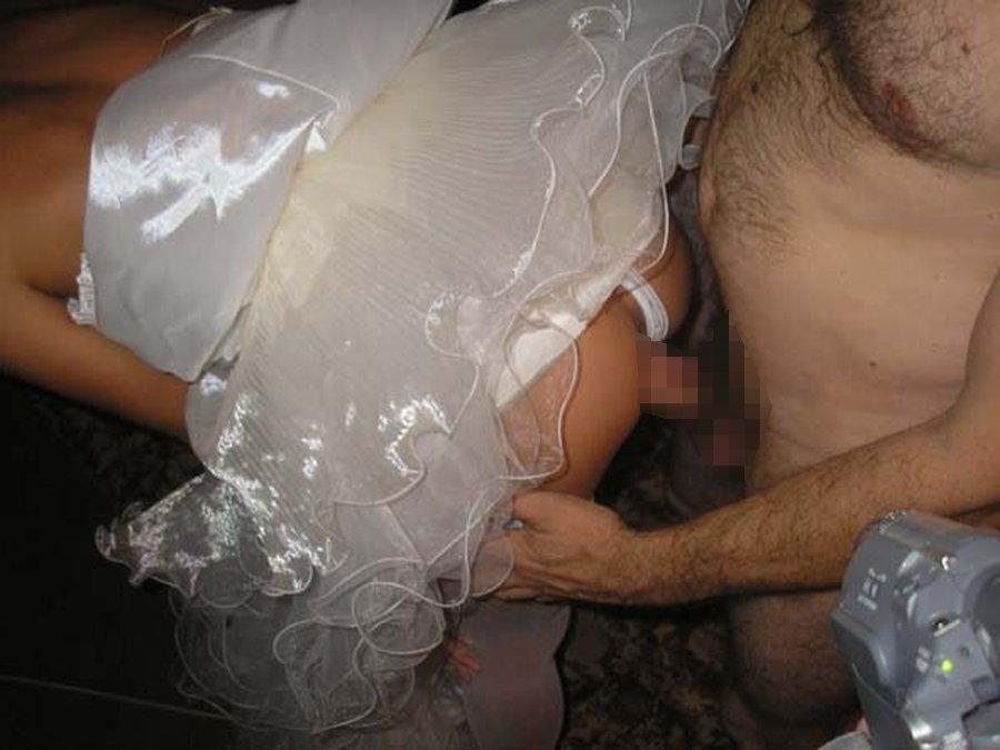 【素人】結婚初夜の素人まんさん、これ即離婚の原因にならない?wwwww・20枚目