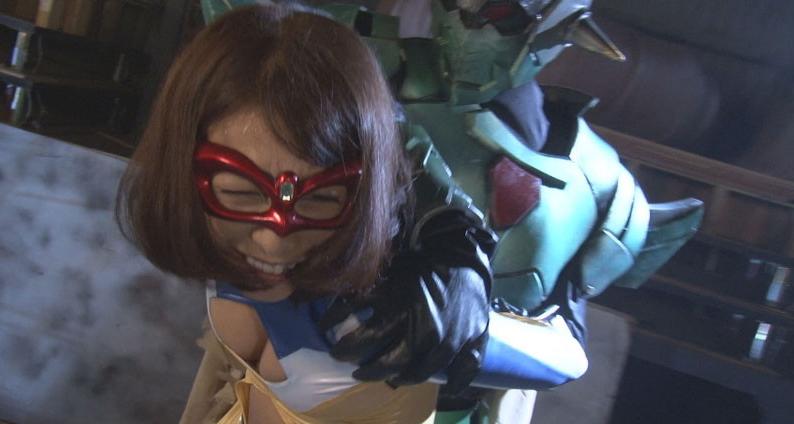 【エロ画像】大人向けのスーパー戦隊(AV)が想像を超えるクオリティやったwwwww・9枚目