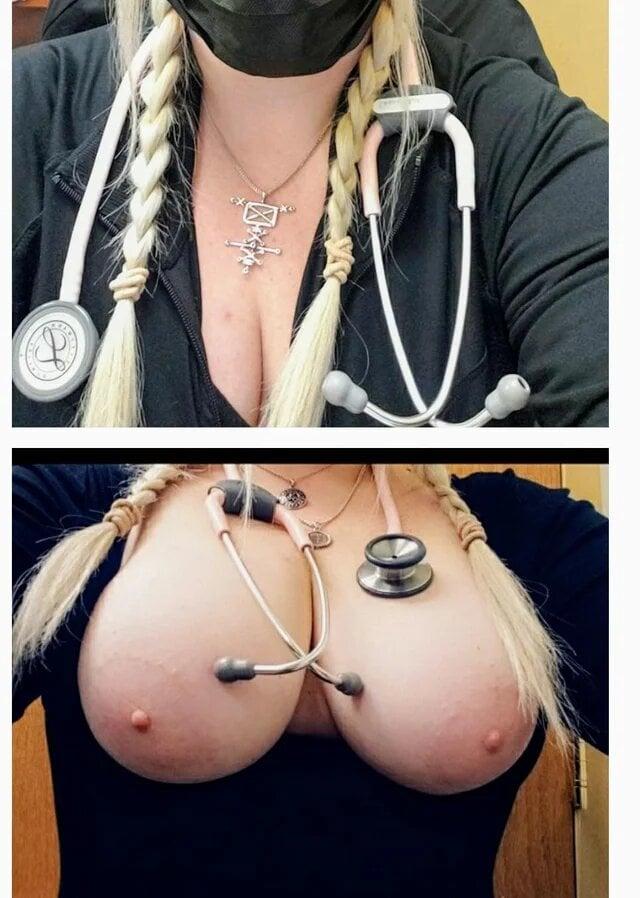 【エロ画像】世界の医療関係者、したら精神崩壊してヤバい画像を投稿してしまう・・・・4枚目