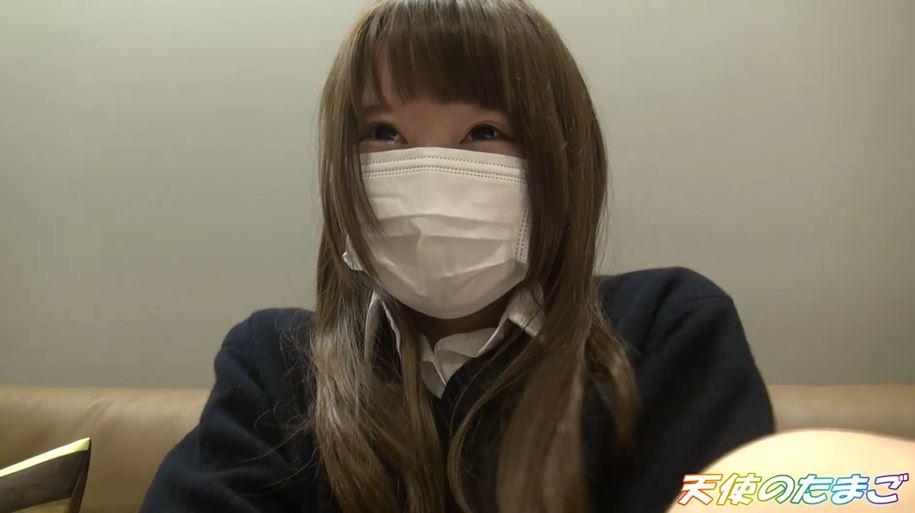 【エロ動画】純白パンツのJKさん初めてのハメ撮りを販売される・・・・9枚目