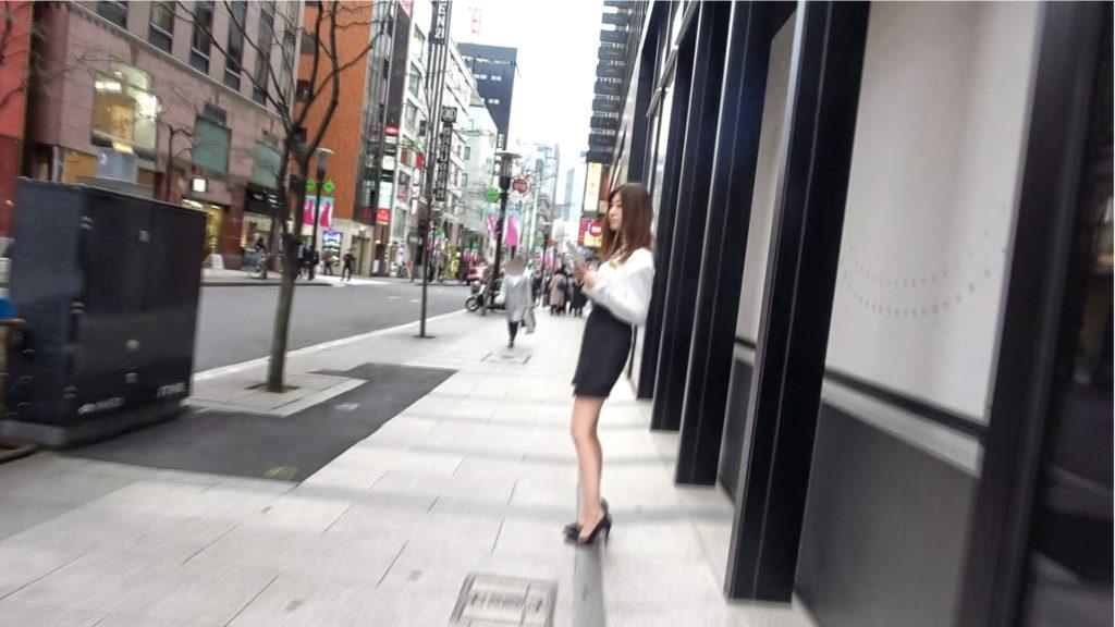 【銀座の天使】新人エステ美女が禁止行為をヤリまくる店舗を取材した結果wwwwww(動画)・2枚目