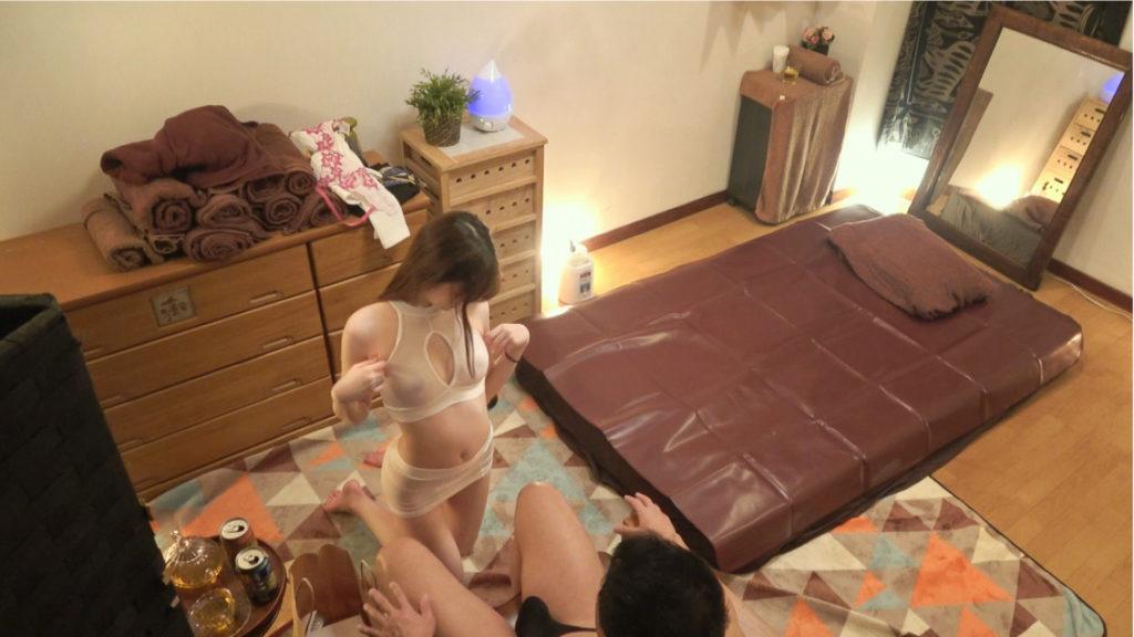 【銀座の天使】新人エステ美女が禁止行為をヤリまくる店舗を取材した結果wwwwww(動画)・11枚目