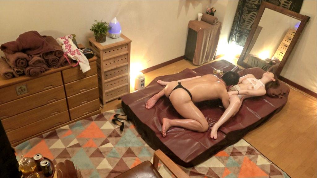 【銀座の天使】新人エステ美女が禁止行為をヤリまくる店舗を取材した結果wwwwww(動画)・15枚目