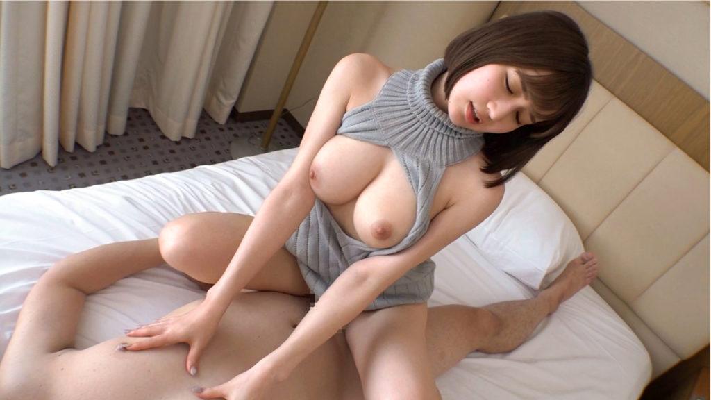 【童貞殺人】ハミ乳で誘惑してザーメンを搾り取る魔性の女ヤッバすぎwwwwwww(動画)・21枚目