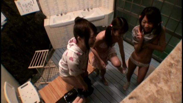 【ガチ盗撮】修学旅行の女子学生、宿泊先でしっかり盗撮され拡散される・・・(画像あり)・5枚目