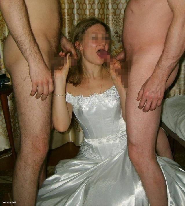 【エロ画像】結婚初夜の乱交パーティーの様子が想像を絶する・・・・・11枚目