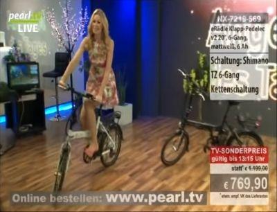 【TVエロ】海外のTVショッピングでの放送事故。ノーパンやんwwwwwww(GIFあり)・3枚目