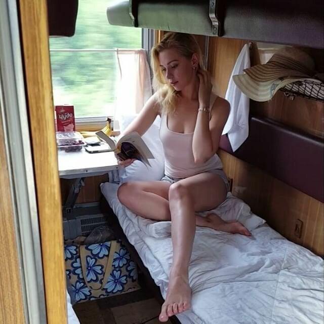 【エロ画像】最もエロい電車と言われる「ロシアの寝台列車」をご覧ください。(42枚)・40枚目