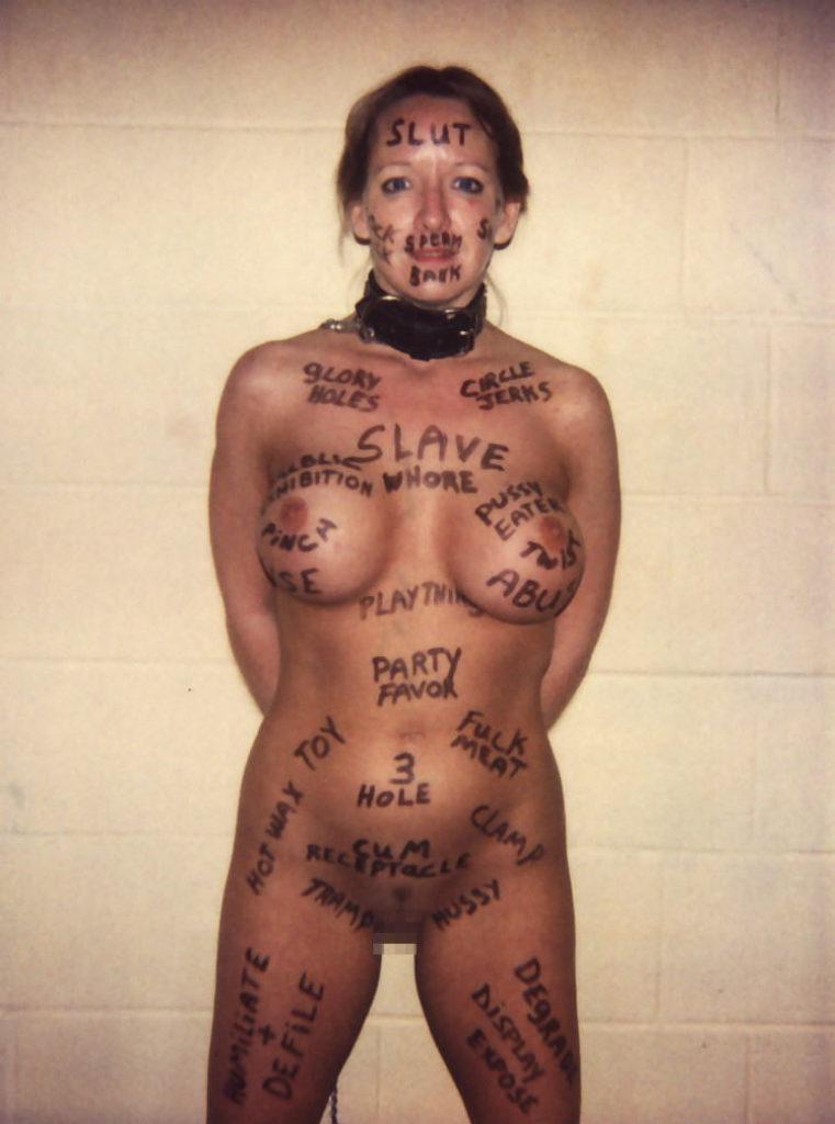 【性奴隷】ガチで飼われてしまった女さんたち…こんな扱いあるの??(エロ画像)・11枚目