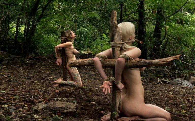 【性奴隷】ガチで飼われてしまった女さんたち…こんな扱いあるの??(エロ画像)・5枚目