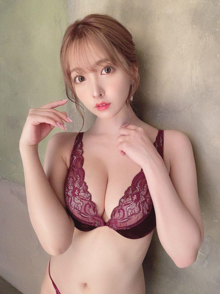 【乳首解禁】巨乳グラドルまんさん、ビーチク解禁してAV転身した女ww(54枚)・27枚目