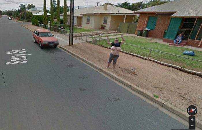 Google Mapのストリートビュー、もう盗撮カメラやったwwwww(画像28枚)・28枚目