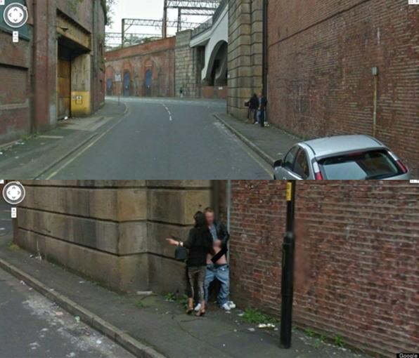 Google Mapのストリートビュー、もう盗撮カメラやったwwwww(画像28枚)・6枚目