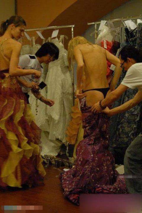 【パリコレ】エロすぎる世界一のファッションショー、おっぱいも最強やったwwwww(100枚)・4枚目