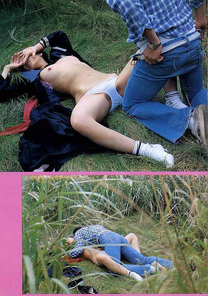 【ガチレイプ】これが本物の犯されてる女のエロ画像です・・・・・(画像あり)・6枚目