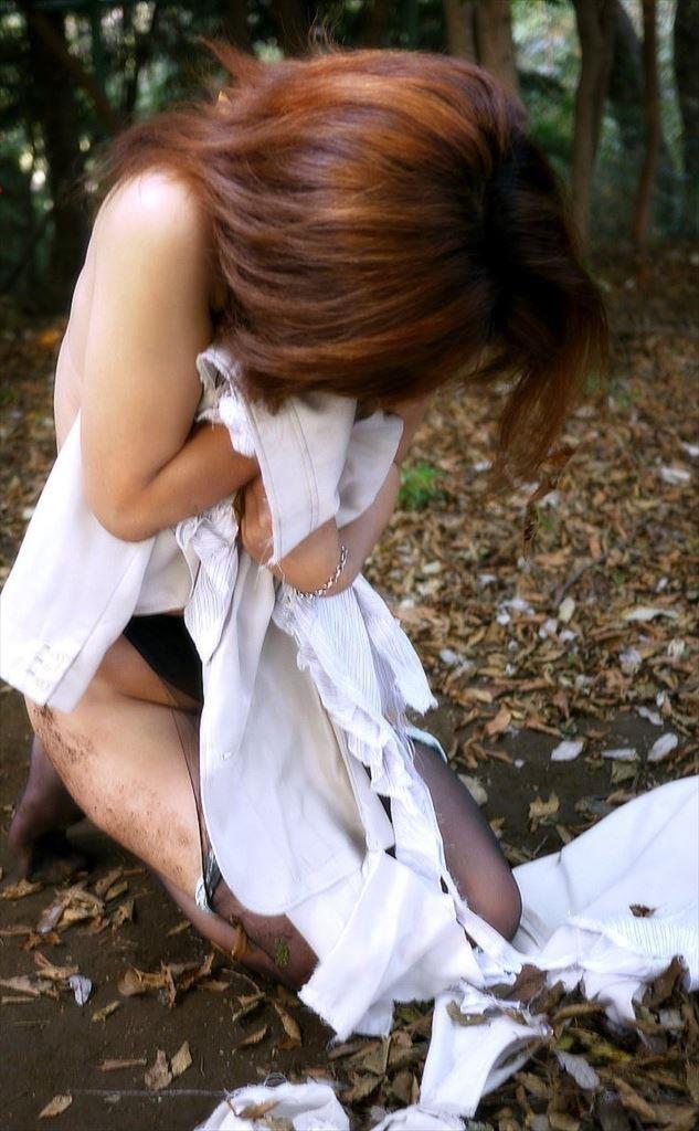 【ガチレイプ】これが本物の犯されてる女のエロ画像です・・・・・(画像あり)・13枚目
