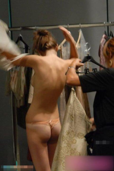 【パリコレ】エロすぎる世界一のファッションショー、おっぱいも最強やったwwwww(100枚)・18枚目