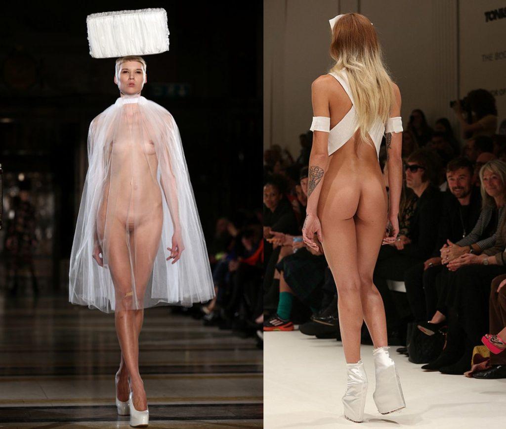 """ファッションショーで""""マンコ""""丸出しってホンマにあるん?wwwww(画像あり)・22枚目"""