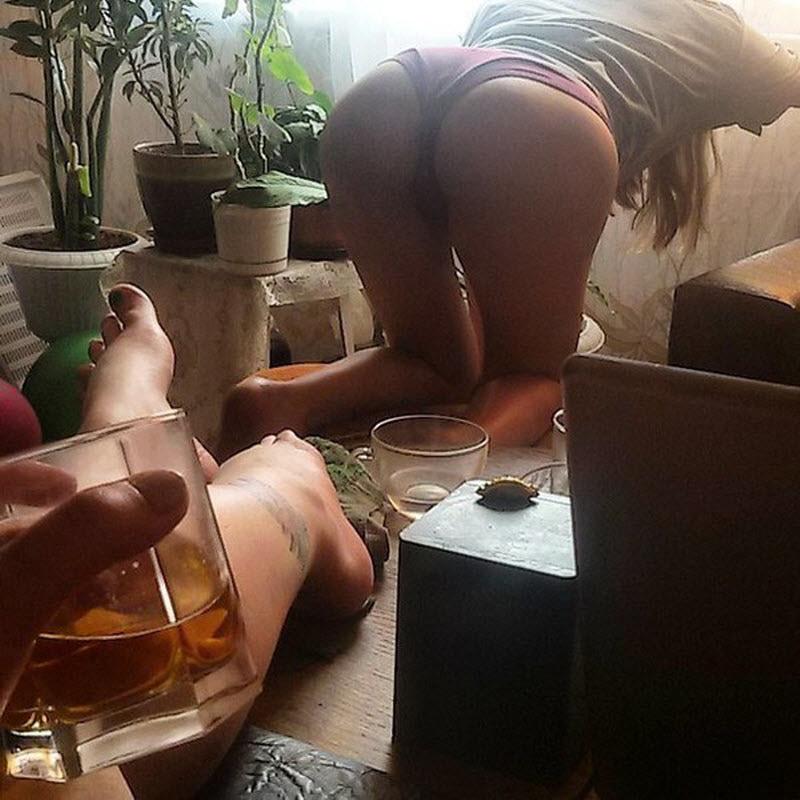 【泥酔女子】ベロベロまんさん、ヤバすぎる写真を撮影されてしまうwwww・22枚目