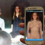 """【エロ画像】女の子を""""裸""""にできる神アプリが開発される。スゲーwwwww"""