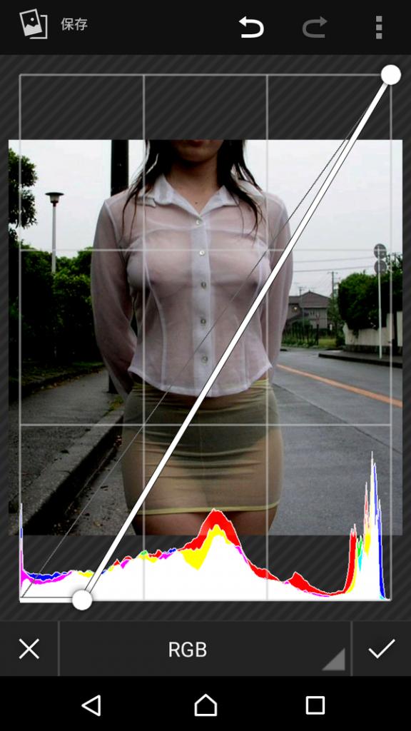 """【エロ画像】女の子を""""裸""""にできる神アプリが開発される。スゲーwwwww・19枚目"""