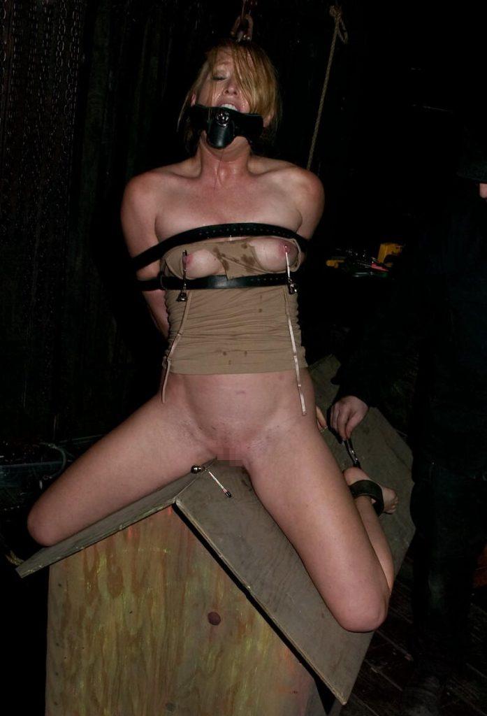 「SM愛好家」の女さん、行き着く先がここのようです・・・絶対に血出るやつ…・6枚目