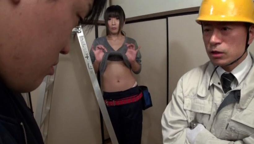 【エロ画像】ガテン系肉体労働女子のエッチな姿が興奮するwwwwww・28枚目