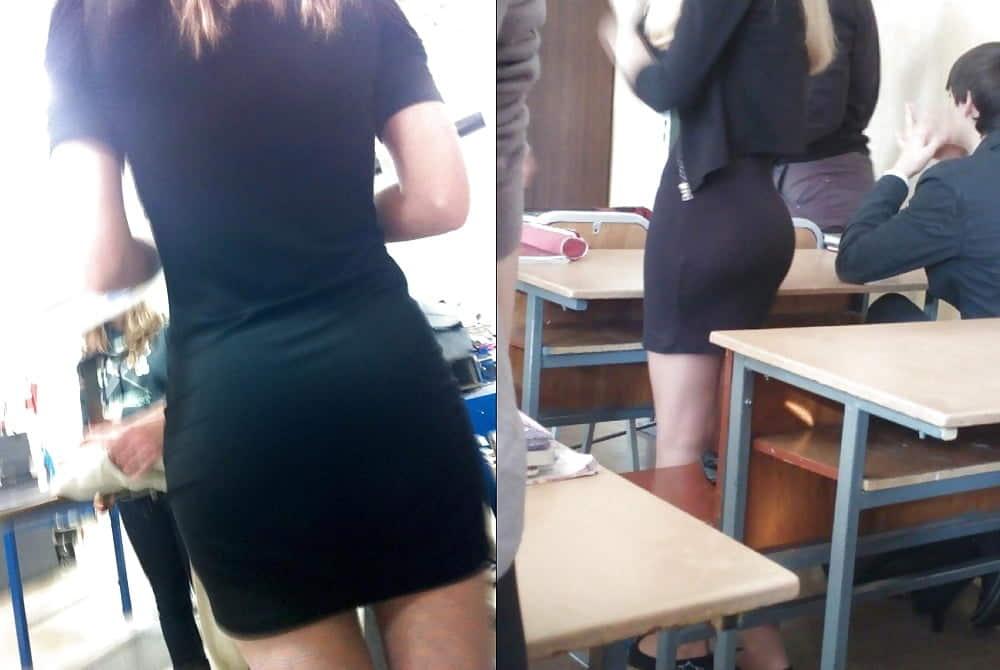 【ガチ女教師】クッソエロい学校の先生が撮影される。。・8枚目
