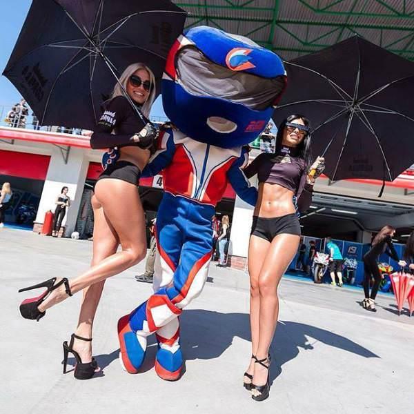 レースクイーンってエロく見せたら「勝ち!」みたいなとこあるよな?wwwww(エロ画像)・14枚目