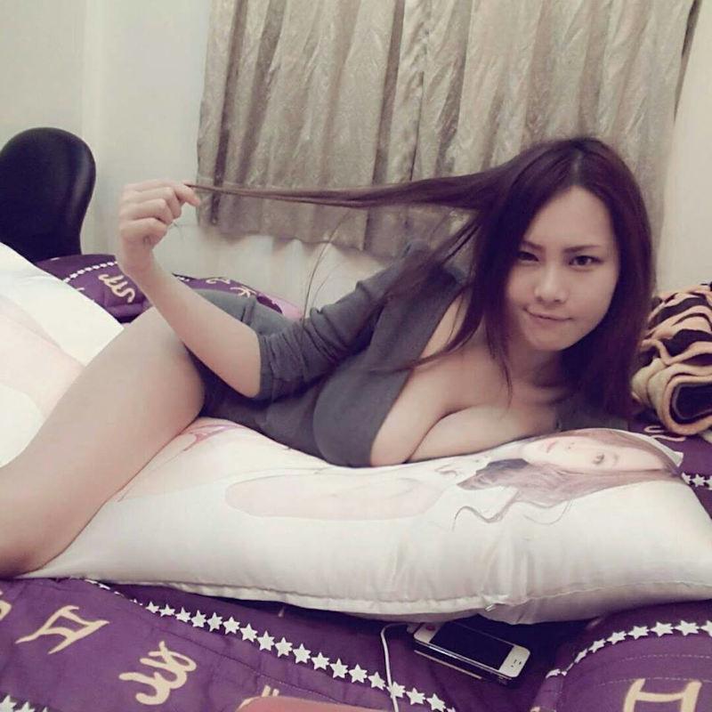 """着衣巨乳を究極化した台湾美女の""""おっぱい""""がヤバイ・・・(37枚)・22枚目"""